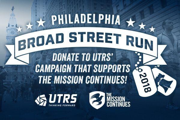 Team UTRS Broad Street Run