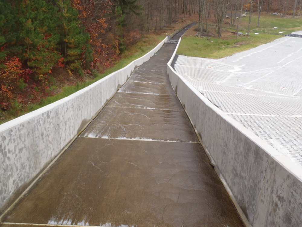 East Stroudsburg Dam
